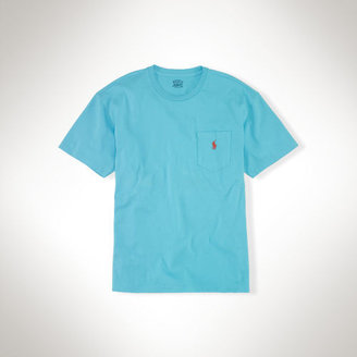 Polo Ralph Lauren Big & Tall Classic-Fit Pocket T-Shirt