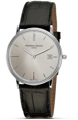 "Frederique Constant Class Stick"" Round Watch, 37 mm"