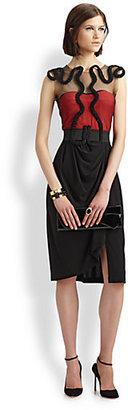 Fashion Star Cocktail Dress by Daniel Silverstein