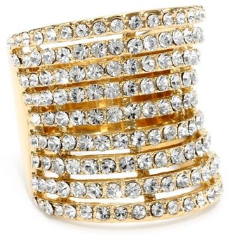 Fallon Margaux Pave Ring