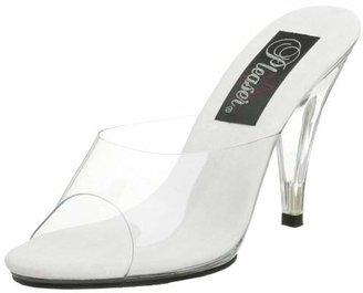Pleaser USA Women's Caress-401 Sandal