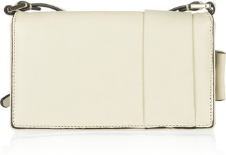 Valentino Leather mini shoulder bag