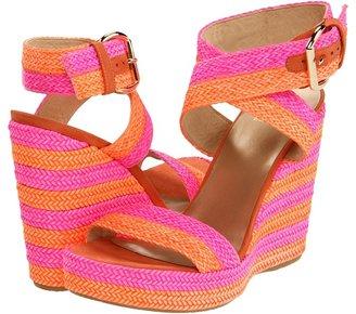 Stuart Weitzman Encore (Sherbert Laniard) - Footwear