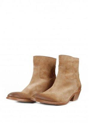 Zadig & Voltaire Boots Teddy Suede