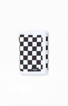 Vans Black/White Slipped Wallet