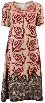 Dries Van Noten Vault Embroidered dress