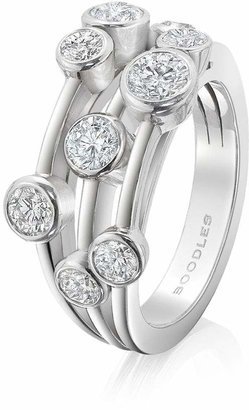 Boodles Classic Raindance Ring