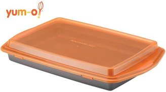 Rachael Ray 10x15-in. Nonstick Oven Lovin' Cookie Pan with Lid