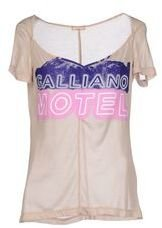Galliano T-shirts
