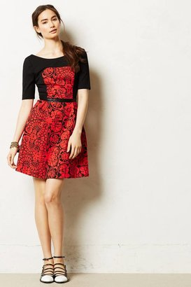 Anthropologie Carmesi Dress