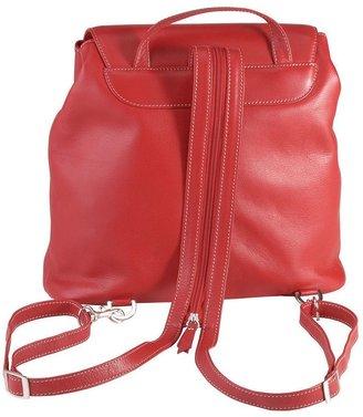 Royce Leather chelsea backpack