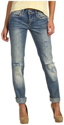 Blank NYC The Galaxy Relaxed Straight Leg Jean in Flavor Savor (Flavor Savor) - Apparel