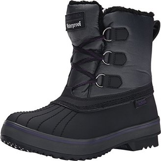 Skechers Women's Highlanders Polar Bear Waterproof Snow Boot $38.42 thestylecure.com