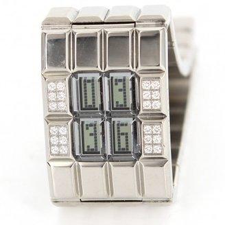 Chanel excellent (EX) Estate Diamond Stainless Digital Watch