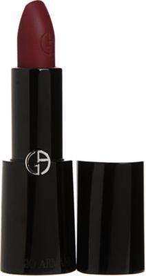 Armani Women's Rouge D'Armani Lipstick-BERRY $37 thestylecure.com