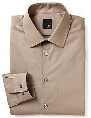JCPenney JF J.Ferrar JF J. Ferrar Slim-Fit Dress Shirt
