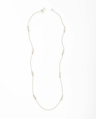 Ann Taylor Modern Classic Baguette Necklace