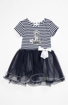 Bonnie Baby Iris & Ivy Tutu Dress (Toddler)