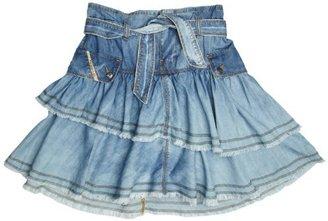 Diesel Girls 7-16 Geia Denim Skirt