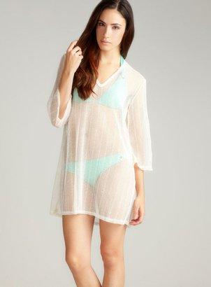 Jordan Taylor Sequin Mesh Dress