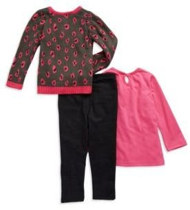 Nannette Girls 2-6x Three-Piece Set