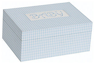 JCPenney Asstd National Brand Mele & Co. Baby Boy Keepsake Box