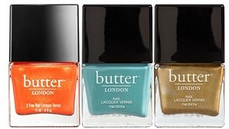 Butter London 'Brilliant Bronze' Nail Lacquer Set