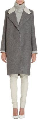 Helmut Lang Meta Long Coat