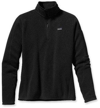 Patagonia W's Better Sweater 1/4 Zip
