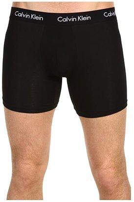 Calvin Klein Underwear Body Micro Modal Boxer Brief U5555 (Black) Men's Underwear