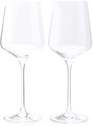 Oneida Compose Red Wine - Set of 2 (Clear) - Home