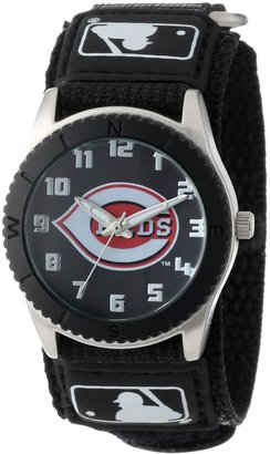 Game Time Youth MLB Rookie Black Watch - Cincinnati Reds
