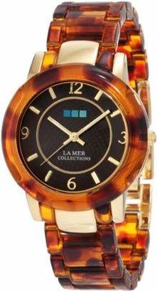 La Mer Women's LMINDO002 Indo Lucite Watch
