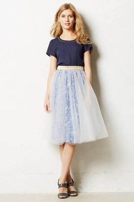 Anthropologie Capelli Skirt