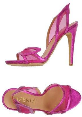 Aperlaï Platform sandals