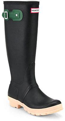 Hunter Colorblock Original Rain Boots