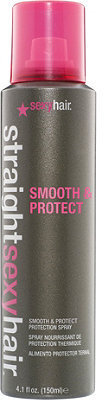 Sexy Hair Straight Smooth & Protect Protection Spray