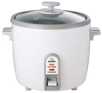 Zojirushi 6-c. Rice Cooker and Steamer