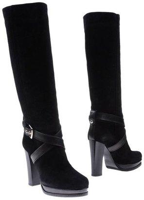 D&G High-heeled boots