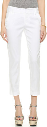 alice + olivia Stacey Slim Pants $245 thestylecure.com