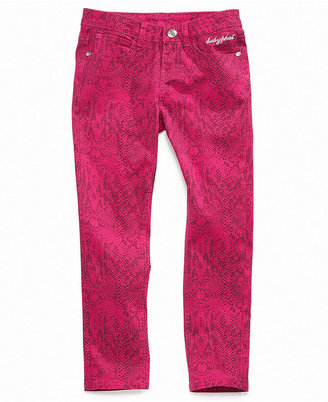 Baby Phat Jeans, Girls Animal Print Jeans