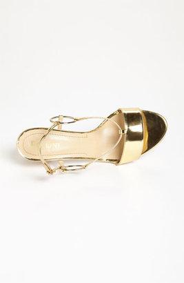 Pollini Metallic Mid Sandal