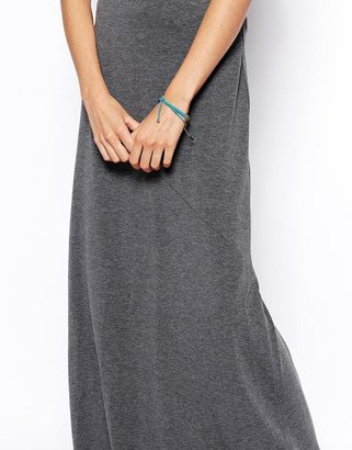 Asos Maxi Skirt In Bias Cut