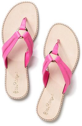 Lilly Pulitzer FINAL SALE - McKim Leather Sandal