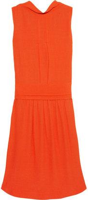 See by Chloe Neon crepe dress