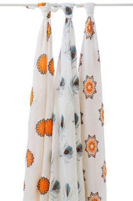 Aden Anais aden + anais Swaddling Blankets (3-Pack)