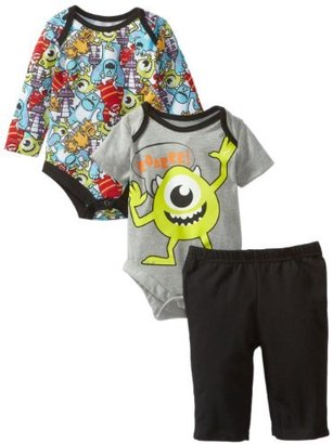 Disney Baby Baby-Boys Newborn 2 Piece Boysuit with Pant Set-6