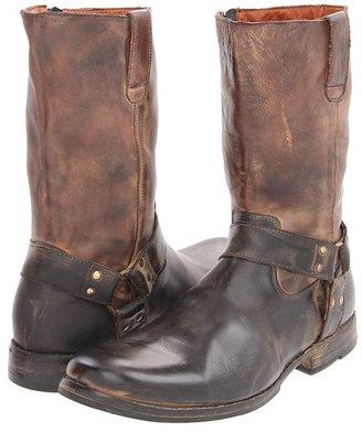 Bed Stu Bedstu - Libra II (Black/Teak) - Footwear