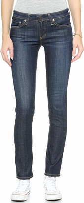 AG The Stilt Cigarette Jeans $164 thestylecure.com