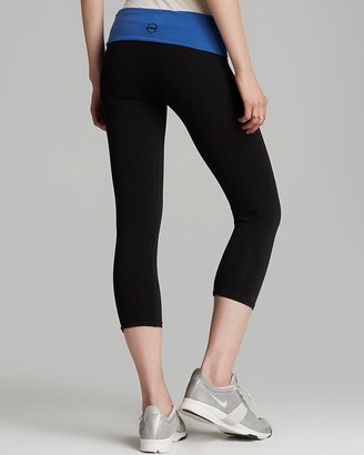So Low Leggings - Fold Over Crop Active